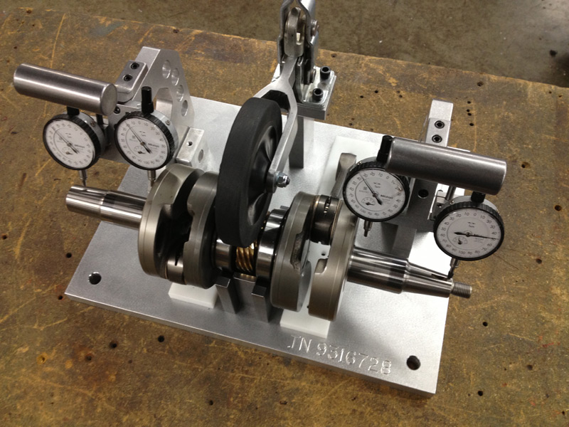 Dial Indicator Assembly : Custom solutions manufacturing projects